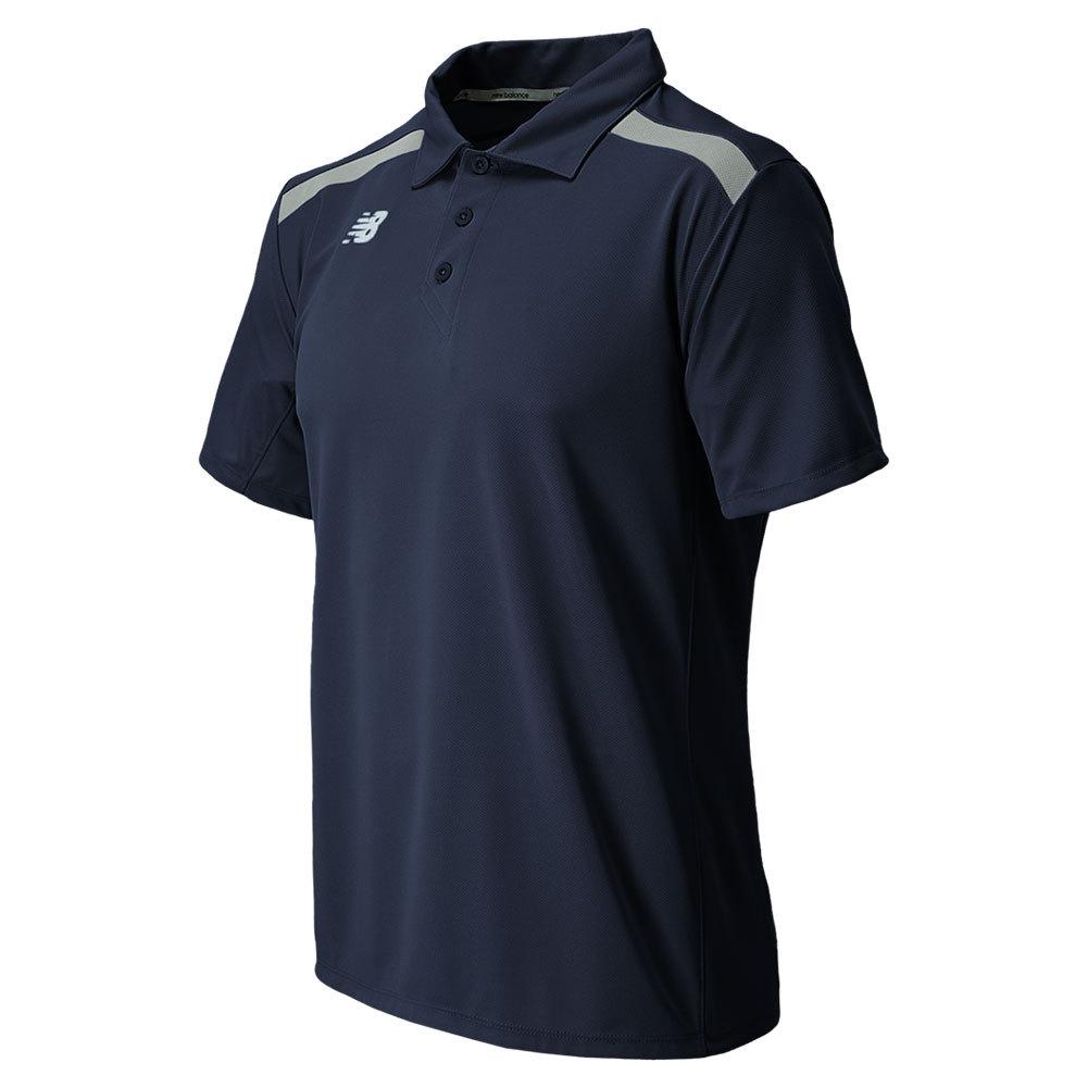 Men's Tennis Polo Navy