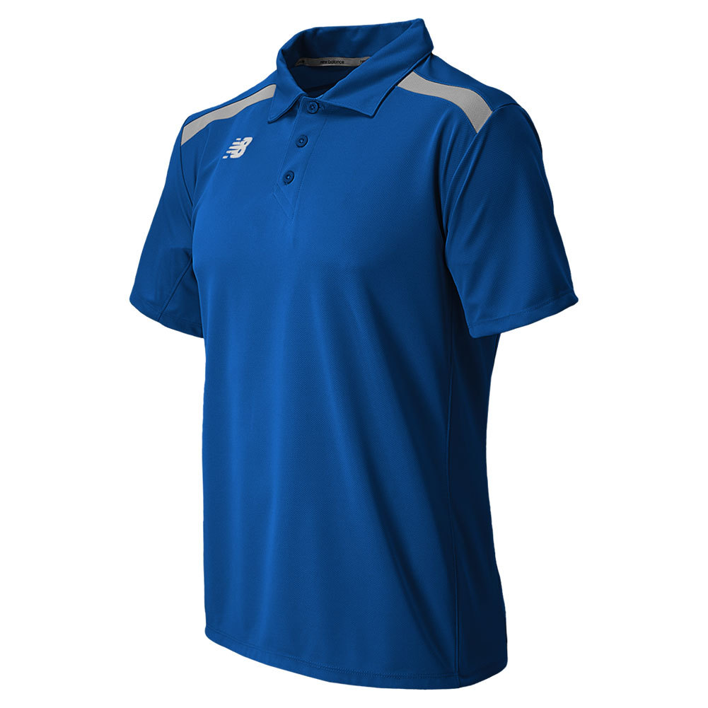 Men's Tennis Polo Royal