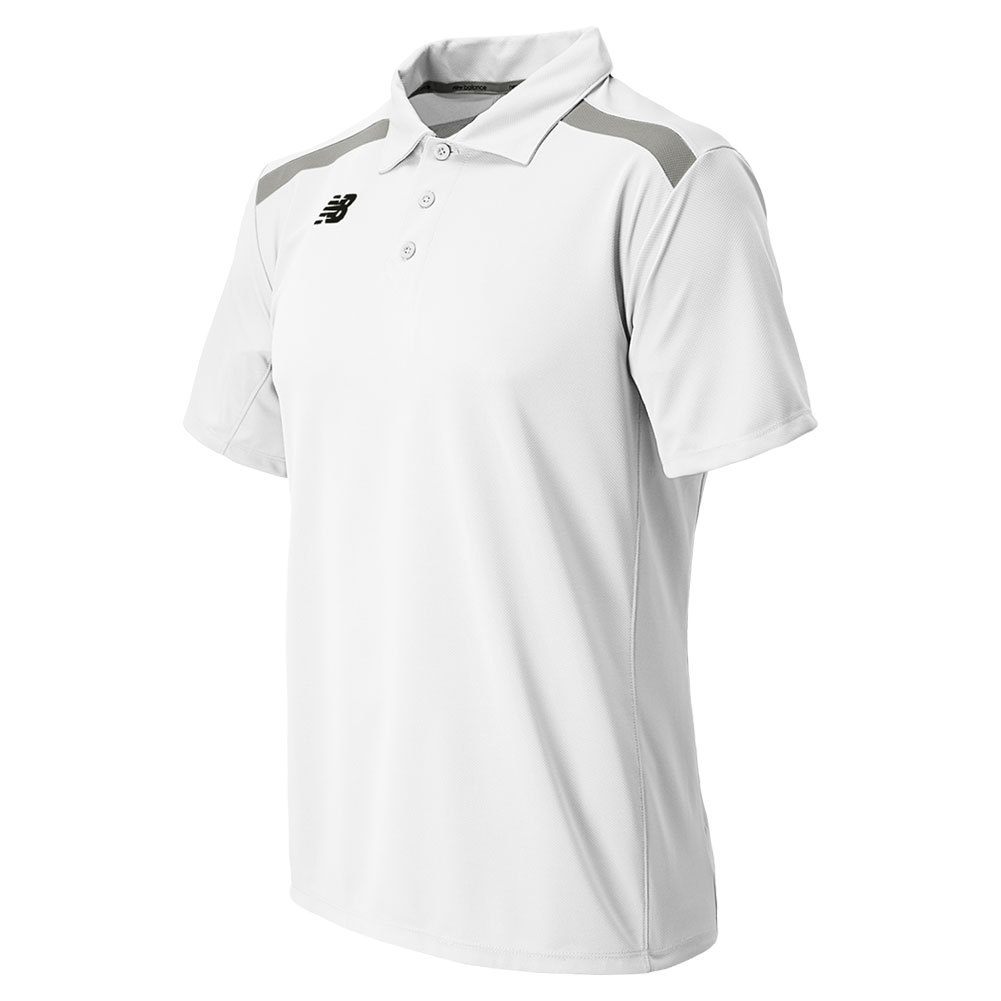 Men's Tennis Polo White