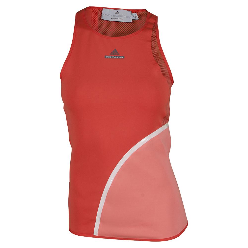 Girls'stella Mccartney Barricade Tennis Tank Coral Pink