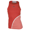 ADIDAS Girls` Stella McCartney Barricade Tennis Tank Coral Pink