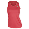 ADIDAS Women`s Club Tennis Tank Shock Red