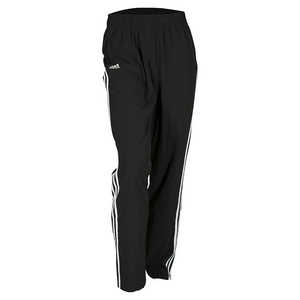 Women`s Club Tennis Pant Black and White