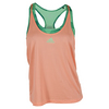 Women`s Club Trend Tennis Tank Sun Glow by ADIDAS