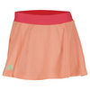 Women`s Club Trend Tennis Skort Sun Glow by ADIDAS