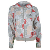 ADIDAS Women`s Stella McCartney Australia Tennis Jacket Lipstick and Powder Rose Pink