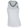 ADIDAS Women`s Club Tennis Tank White