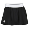 ADIDAS Women`s Club Tennis Skort Black and White