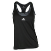 ADIDAS Women`s Club Trend Tennis Tank Black