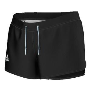 adidas WOMENS TENNIS CORE SHORT BLACK