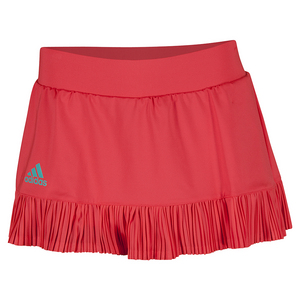 Women`s Adizero Tennis Skort Shock Red