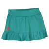 ADIDAS Women`s Adizero Tennis Skort Shock Green