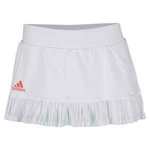 Women`s Adizero Tennis Skort White