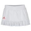 ADIDAS Women`s Adizero Tennis Skort White