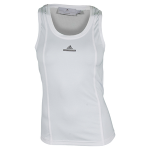 Women`s Stella McCartney Tennis Tank White