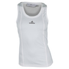 ADIDAS Women`s Stella McCartney Tennis Tank White