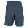 ADIDAS Men`s Adizero Tennis Short Mineral Blue and Shock Green
