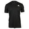 ADIDAS Men`s Club Tennis Tee Black