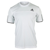ADIDAS Boys` Club Tennis Tee White