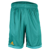 ADIDAS Men`s Court Tennis Short EQT Green and Green Glow