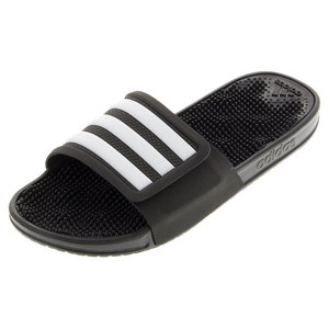 Men`s Adissage 2.0 Shoes Black and White