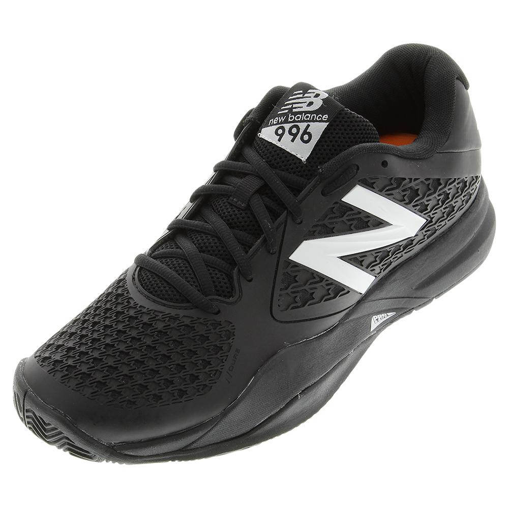 Men's 996v2 D Width Tennis Shoes Black
