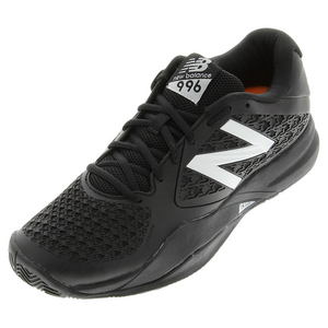 Men`s 996v2 D Width Tennis Shoes Black