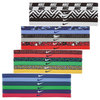 NIKE Printed Headbands Assorted 6 Pack