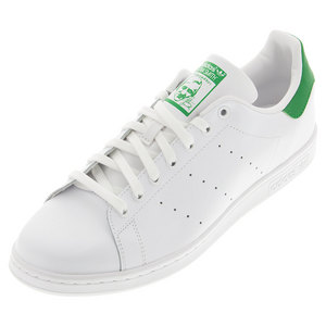 Men`s Stan Smith Tennis Shoes White and Fairway