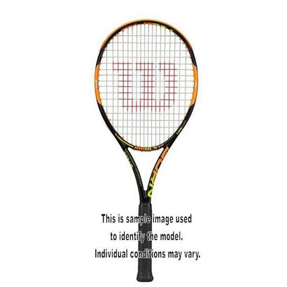 WILSON BURN 100ULS USED TENNIS RACQUET 4_3/8