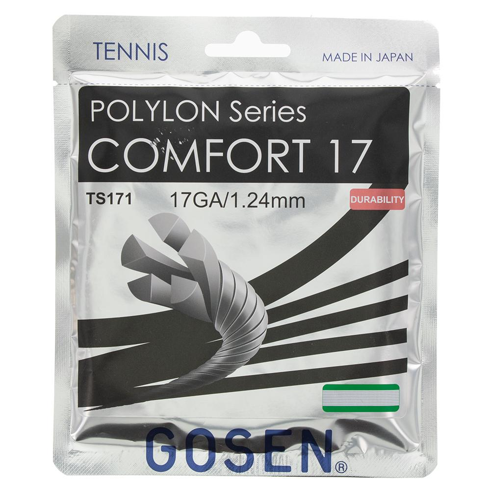Polylon Comfort Tennis Strings 17g 1.24m