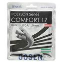 GOSEN Polylon Comfort Tennis Strings 17g 1.24m