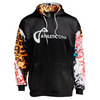 ATHLETIC DNA Men`s Tennis Hoodie Grafitti