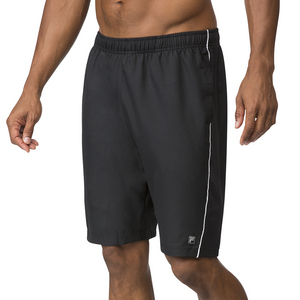 Men`s Core 9 Inch Tennis Short Black