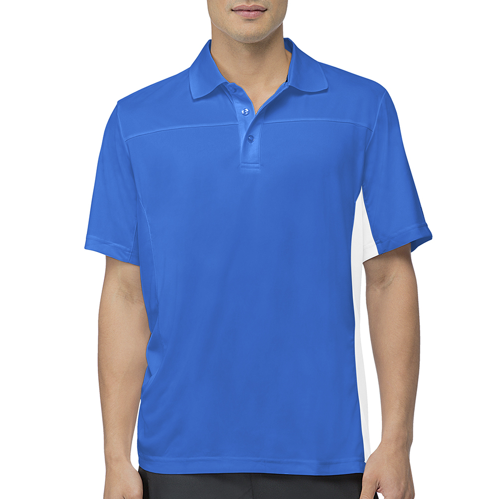 Men's Core Tennis Polo Team Royal