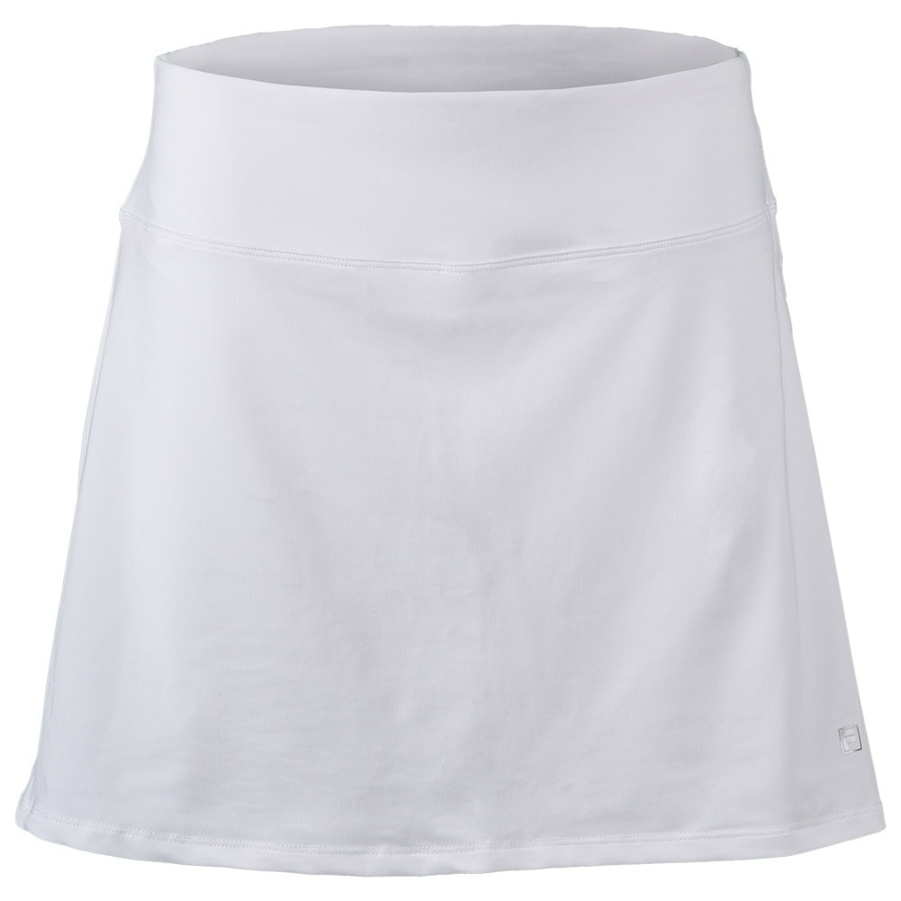 Women's Core Flare 15 Inch Tennis Skort White