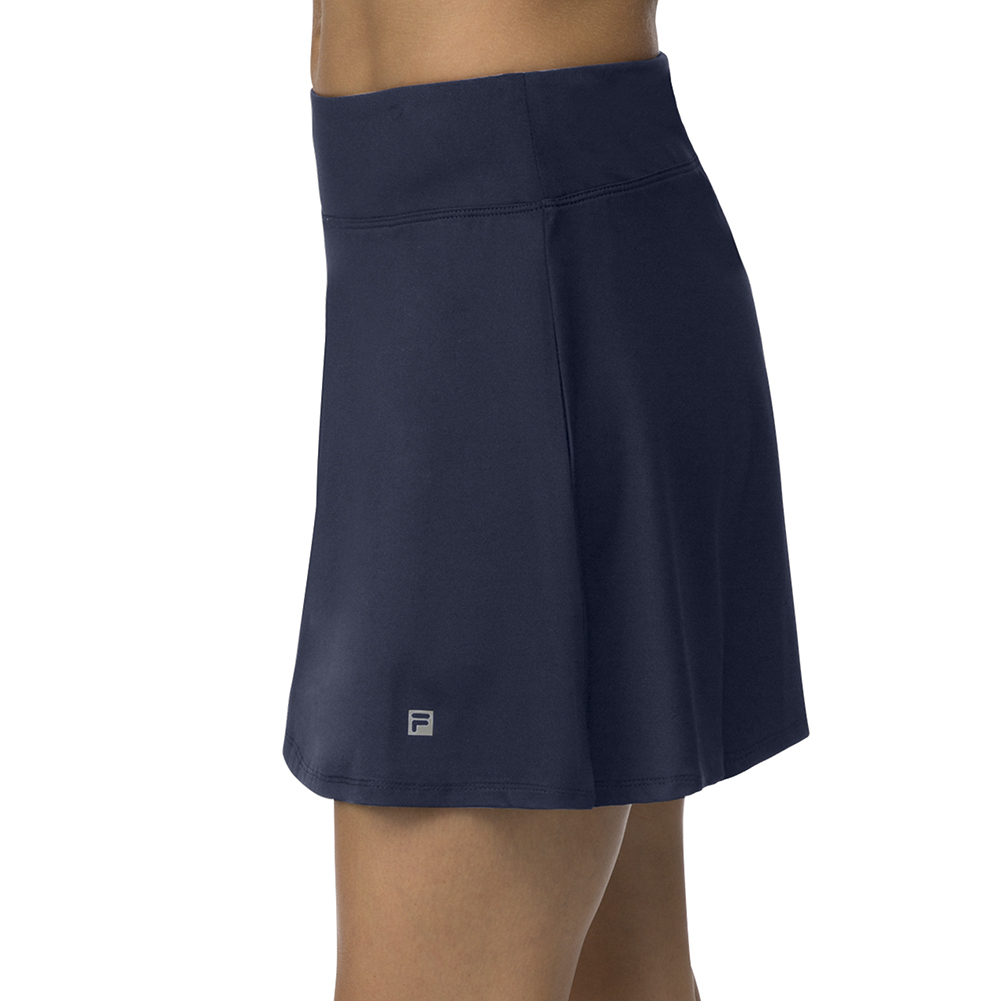 Women's Core Flare 15 Inch Tennis Skort Peacoat