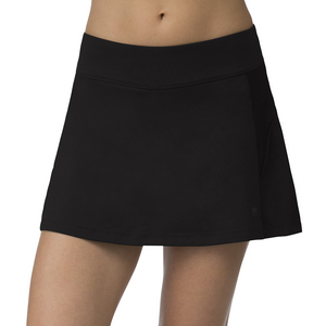 Women`s A-Line Tennis Skort Black