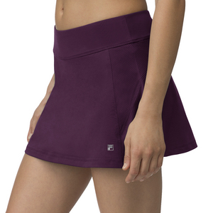 Women`s A-Line Tennis Skort Team Maroon
