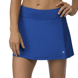 Women`s A-Line Tennis Skort Team Royal