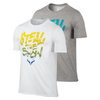 NIKE Men`s Steal The Show Rafa Tennis Tee