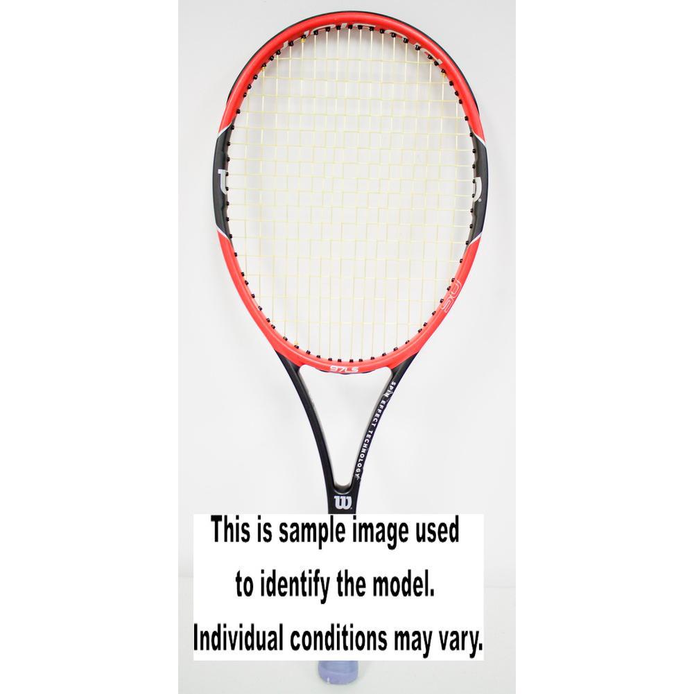 Wilson 2014 Pro Staff 97 Ls Used Tennis Racquet 4_3/8