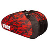 Team 6 Pack Tennis Bag 017_BLACK/RED