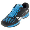 Men`s SFX 2 All Court Tennis Shoes Black and Blue by BABOLAT