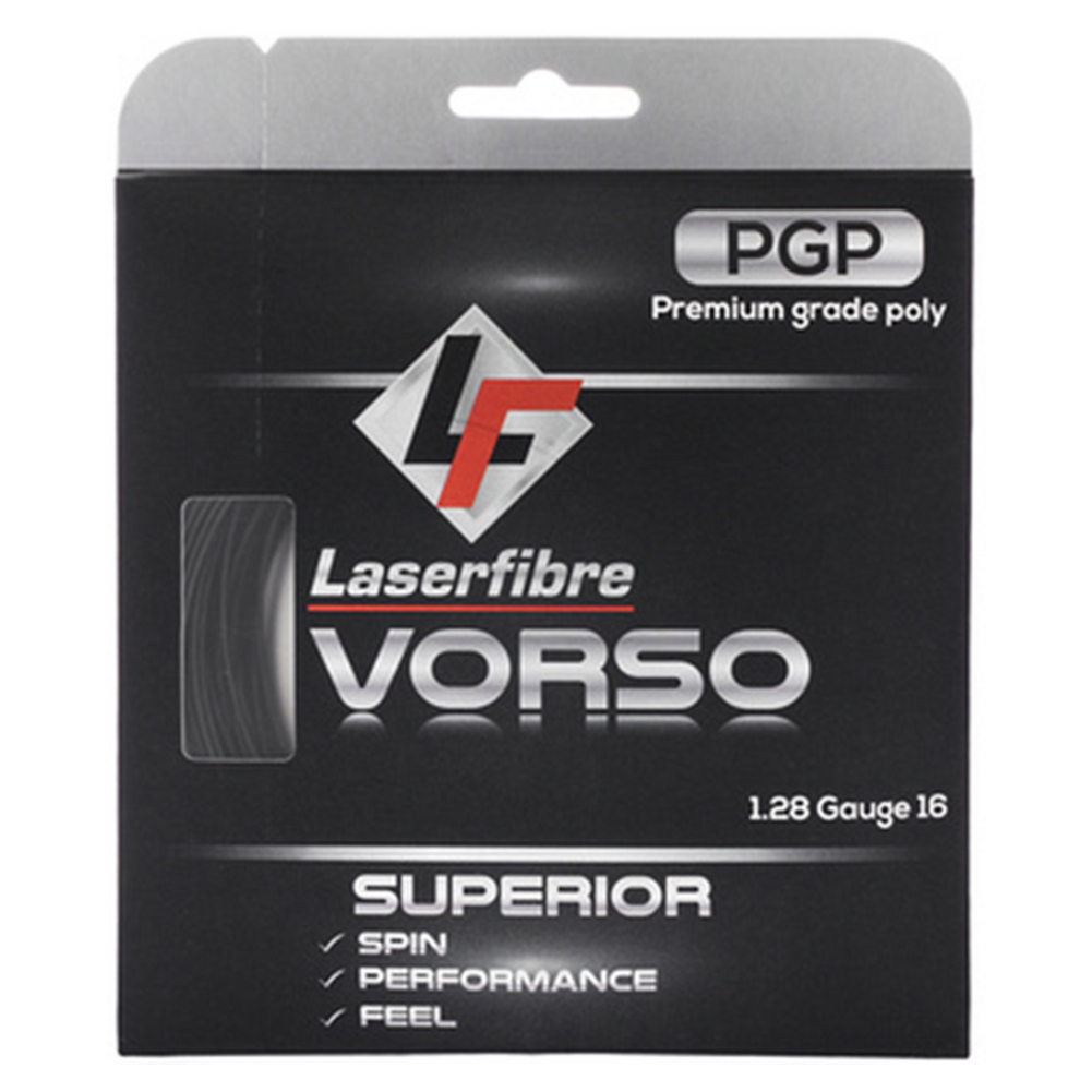 Vorso Tennis String Black