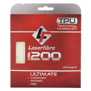 LASERFIBRE LASER 1200 TENNIS STRING NATURAL