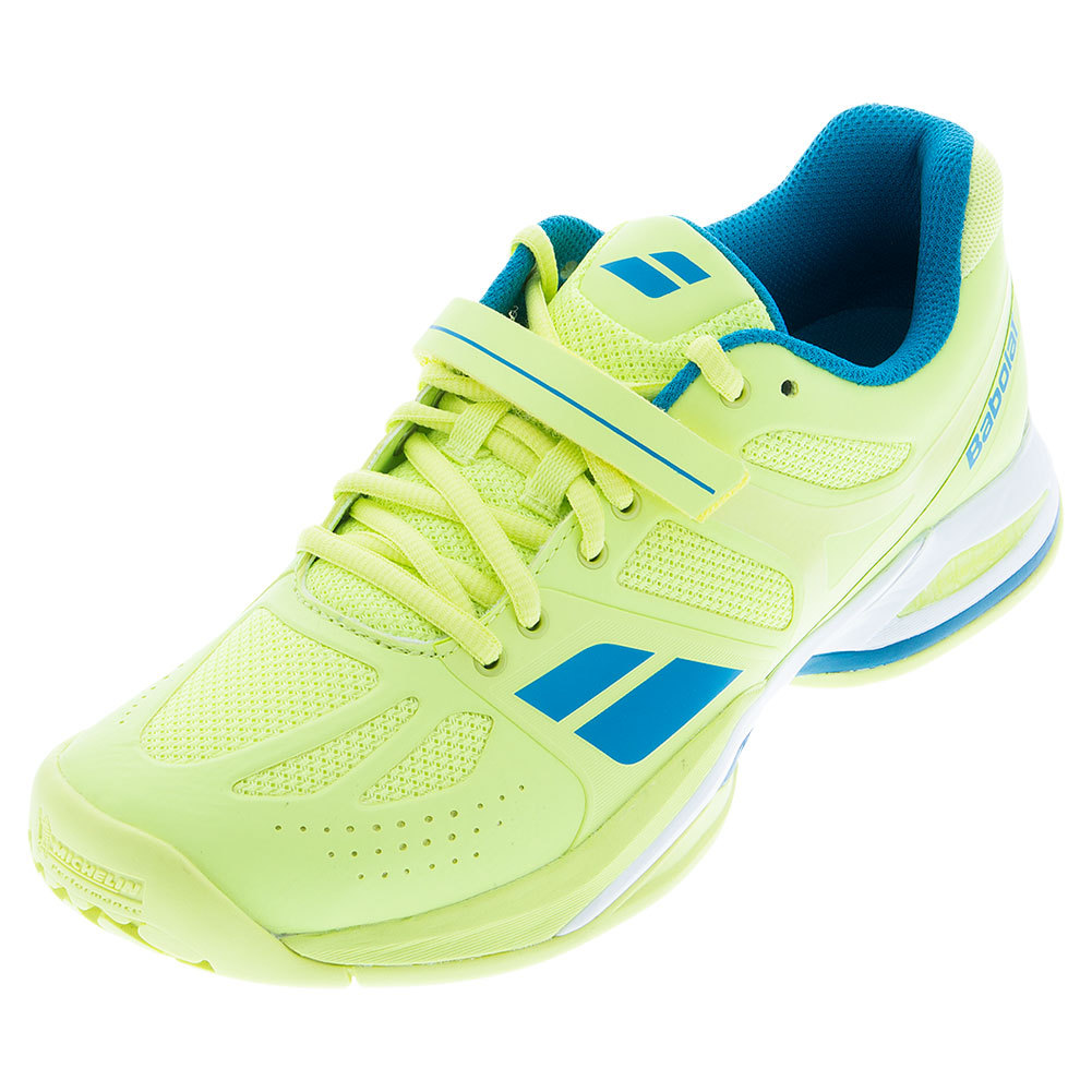 Women's Propulse All Court Tennis Shoes Yellow