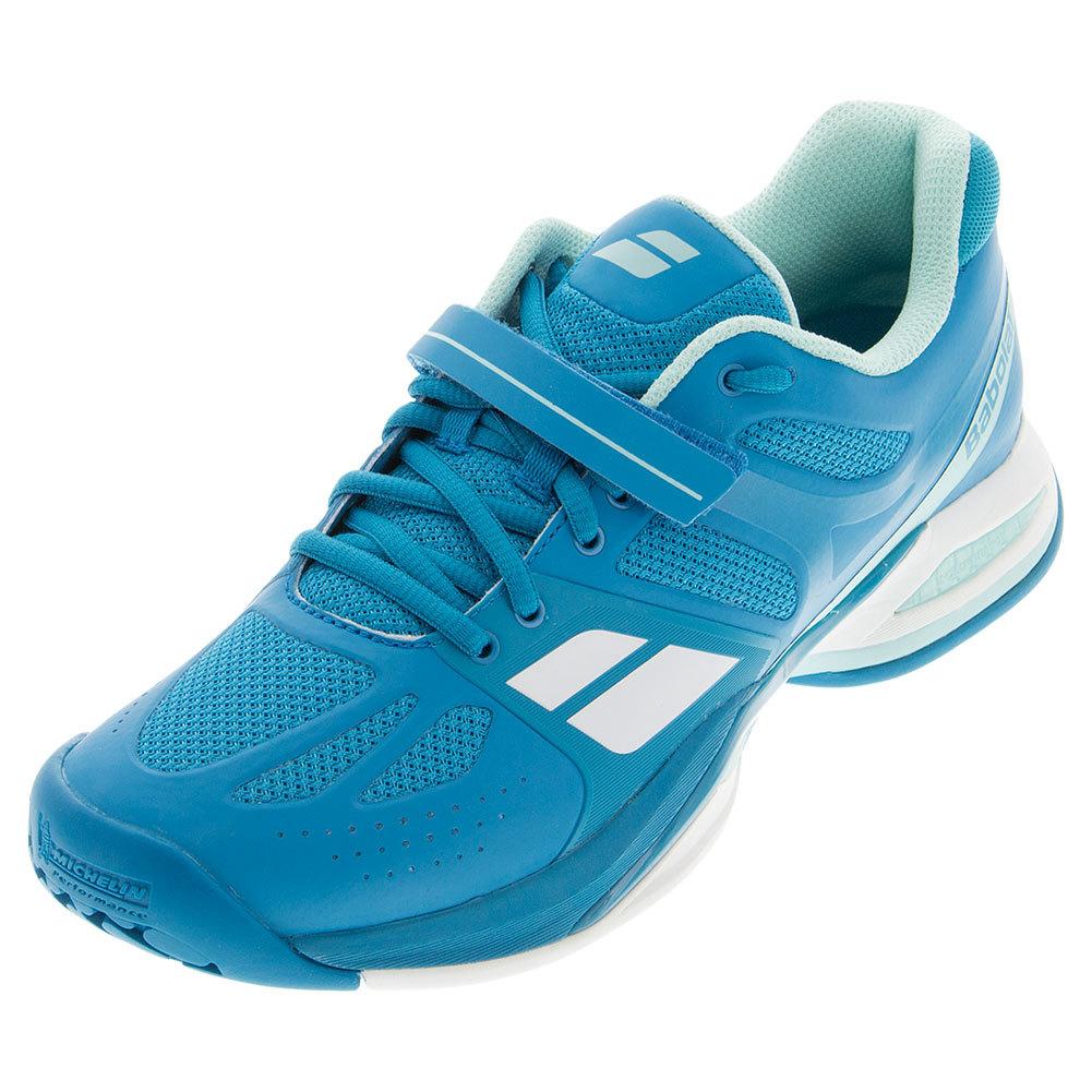 Women's Propulse All Court Tennis Shoes Blue