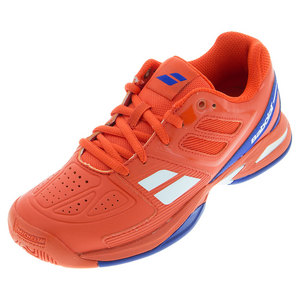 Juniors` Propulse Team Tennis Shoes Red
