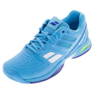 Juniors` Propulse Team Tennis Shoes Blue